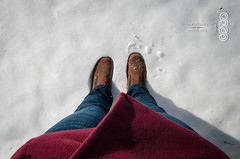 _DSC0110.jpg (Side Hustle Stories - Maxine) Tags: winter snow feet nature experiments boots outdoor lookingdown snowboots artphoto