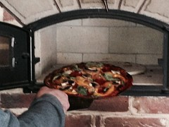"""Masonry Brick Oven Pizza • <a style=""""font-size:0.8em;"""" href=""""http://www.flickr.com/photos/76001284@N06/12525926885/"""" target=""""_blank"""">View on Flickr</a>"""