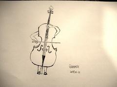 大提琴/CELLO (JOY Studio) Tags: cartoon 漫画 乐趣