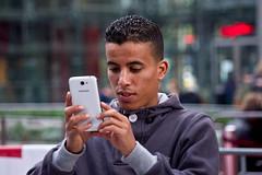 guy mobile handsome smartphone (Photo: ЯAFIK ♋ BERLIN on Flickr)