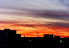 Sunset (Stella VM) Tags: sunset sky beautiful clouds colours sofia bulgaria