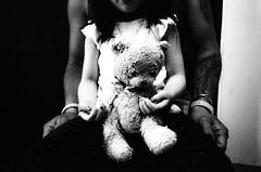 ((Jt)) Tags: toronto girl daughter korean teddybear hp5 koreangirl tattooartist documentaryphotography leicam5 jtinseoul