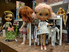 Visiting Nina on Fashion Doll Convention in Wiesbaden