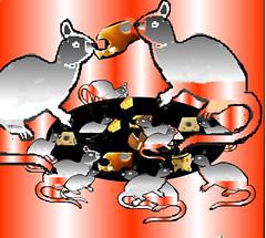 Les rats commandités