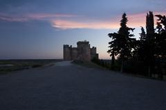 Pearanda de Duero 02704172014 (jcbm39) Tags: sunset castle primavera landscape spring ruins day afternoon seasons paisaje hike ruinas puestadesol da castillo tarde calor eventos clima brisa estaciones excursin entorno