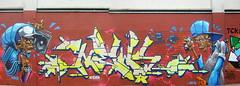 bear speek tck eds fuenlabrada madrid 2014 semana satanica grafff (speekone tck. eds) Tags: