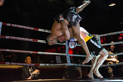 Mika Kuronen throwing his opponent (Samppa_fin) Tags: fight martial wrestling arts cage ring thai boxing ufc muay thaiboxing mma