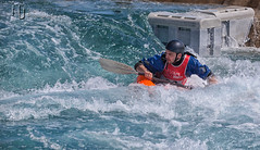 High Intensity (Nigel Jones LRPS) Tags: white water sport intense kayak power paddle canoe leevalley olympicvenue turbulant