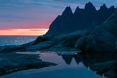 B1206033485 (nfoto2002) Tags: norway senja fjell skumring landskap midnattsol kyst bltime