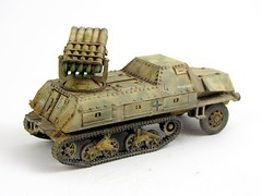 IMG_8170 (Troop of Shewe) Tags: 156 maultier 15cm warlordgames troopofshewe sdkfz41 panzerwerfer42