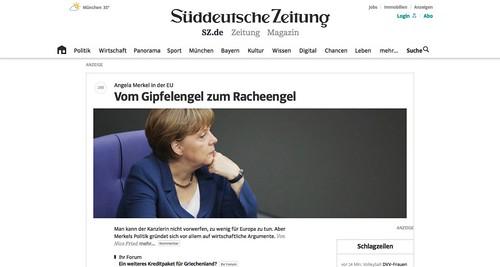 """""""Süddeutsche"""" ohne Werbung"""