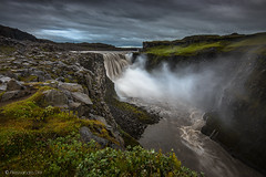 Dettifoss (Olmux82) Tags: iceland dettifoss cloud travel landscape waterfall water rocks islanda nikon d750 hoya filters
