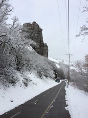 IMG_2205 (augiebenjamin) Tags: winter provocanyon mountains orem provo lindon utah snow clouds trees sky byu brighamyounguniversity art
