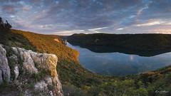 Bowl (Robert Marić) Tags: istria istra istrien croatia kroatien adriatic old scenery landscape robert marić sunset clouds magic fantasy lim limski fjord kanal sea view panorama