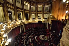 Cmara de senadores - Chamber of Senators (celta4) Tags: argentina buenosaires benches hdr enclosure nationalcongress bancas recinto congresonacional camaradesenadores chamberofsenators