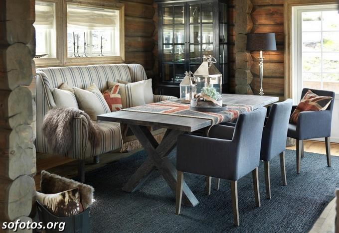 Salas de jantar decoradas (49)