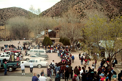Easter Pilgrimage to Chimayo
