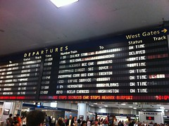 Penn Station (lulun & kame) Tags: newyorkcity usa newyork america train manhattan
