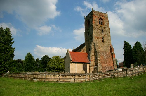 St. Giles Church, Bubbenhall, Warwickshire (25/52)