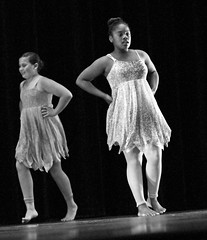 IMG_1830 (SJH Foto) Tags: girls blackandwhite bw white black dance grove recital pa fawn monocolour
