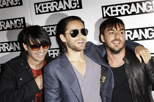 Britain Kerrang Awards