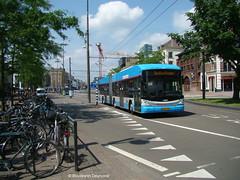 Breng Arnhem 5240 (Bou46) Tags: bus buses arnhem autobus trolleybus hess tracklesstrolley breng swisstrolley bxft74