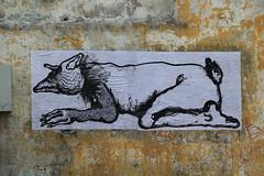 Hombre Topo (Hulerectus) Tags: streetart méxico arte drugs
