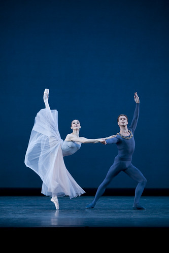 Marianela nunez and rupert pennefather in serenade roh johan persson
