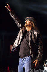 Kid Rock - DTE Energy Music Theatre - Clarkston, MI - 8/9/13
