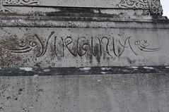 Lazarus - Virginia script