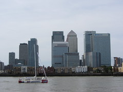 Blackwall Point (portemolitor) Tags: world canada london thames race river square point one yacht greenwich wharf round canary canarywharf peninsula clipper onecanadasquare blackwall greenwichpeninsula blackwallpoint clipperroundtheworldrace royalboroughofgreenwich
