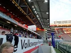 1. FC Kaiserslautern v Energie Cottbus, Bundesliga 2nd Div. at Fritz-Walter-Stadion (fchmksfkcb) Tags: football soccer fck energie monday fc cottbus kaiserslautern bundesliga betzenberg montag fusball fce groundhopping betze 1fck lautern energiecottbus 1fckaiserslautern klautern fritzwalterstadion montagsspiel stadionkaiserslautern mondaynightmatch