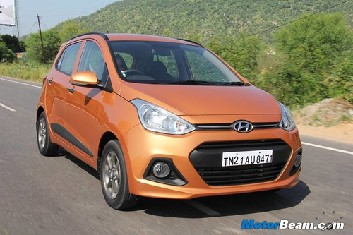Hyundai Grand i10 Test Drive Review