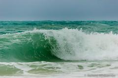 Rough seas (WhitcombeRD) Tags: sea kite storm weather season asia waves wind philippines bad surfing monsoon rough boracay typhoon choppy habagat