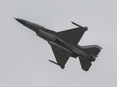 General Dynamics F-16A Fighting Falcon (Boushh_TFA) Tags: nikon force belgium general air 300mm f16 falcon belgian fighting nikkor base f28 dynamics d600 f16a 2013 vrii vliegbasis kleinebrogel ebbl spottersdag fa114