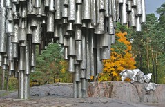 Sibelius Monument (troutwerks) Tags: suomi finland helsinki sibelius travelswithpatrick