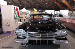Plymouth Belvedere Coup 1957 (tautaudu02) Tags: auto cars automobile plymouth moto belvedere avignon coches coup voitures rtro 2013