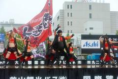 KBS_2013-10-20_2_047 (kv492) Tags: japan yosakoi gunma takasaki kobushi よさこい 虎舞士 雷舞 takasakilive たかさき雷舞