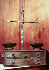 antique scales (By Jan_) Tags: brown money color colour loss sign metal bronze standing court gold freedom golden design justice model symbol cut antique object empty nobody business crime single scales instrument illegal judge medicine balance concept brass judgement weight isolated legal alloy finance decisions measurement unbalance imbalance disbalance