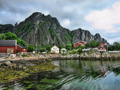 Lofoten Islands (mandyhedley) Tags: norway landscape archipelago arcticcircle lofotenislands
