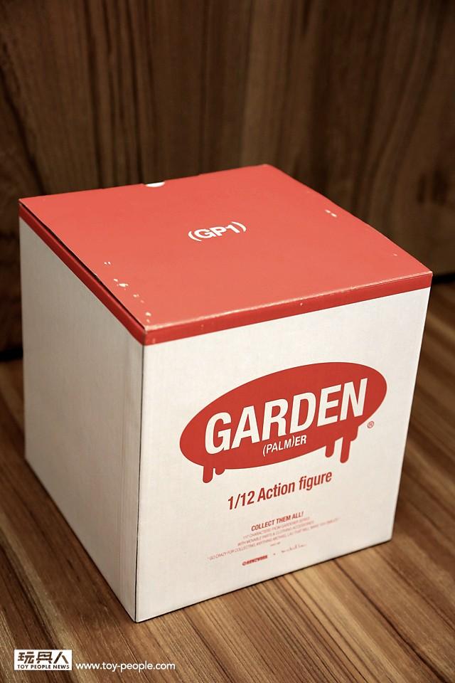 HOW2WORK + Michael Lau【Garden Palmer:GP1】快速開箱報告