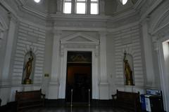 Lima interior de edificio Museo de La Inquisicion y del Congreso Peru 01 (Rafael Gomez - http://micamara.es) Tags: edificio sala con cupula interior lima museo de la inquisicion peru perú y del congreso inquisición