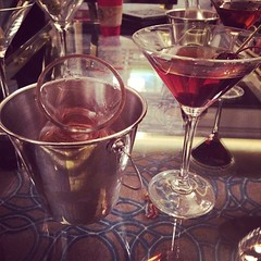 I prefer my Manhattans served from a carafe. (taftcard) Tags: square squareforma
