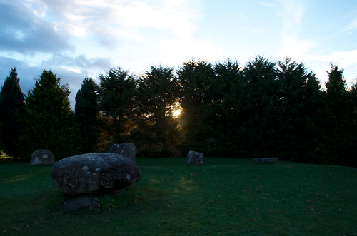 Stone circle ©  Still ePsiLoN