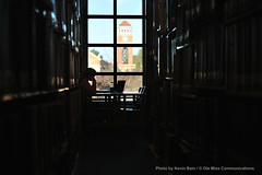 Year in Photos - 298 (Ole Miss - University of Mississippi) Tags: usa reflecting university library study reflect ms studying cramming sihlouette cram 2013 jdwilliamslibrary fallfinals skb2143