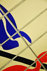 DSC_3355 [ps] - Abreuve Nos Sillons (Anyhoo) Tags: uk blue red england black london tile flow design graphic stick guesswherelondon londonguessed tiling tiled aldersgate dickwhittington gwl anyhoo guessedbystevew photobyanyhoo