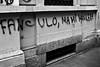 Amour (L'Orso Sul Monociclo) Tags: love wall graffiti milano fuckyou amour amore liebe brokenheart fanculo parini viasolferino iwillmissyou karlek