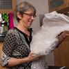 Mum gets some bubble wrap