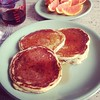 Jori made me pancakes.