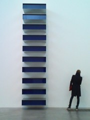 Finding meaning at the Tate Modern (Karva Javi) Tags: uk people sculpture london art museum gallery tatemodern minimalism donaldjudd